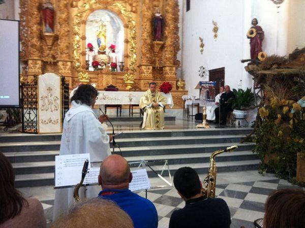 Visita Pastoral a Jerez del Marquesado