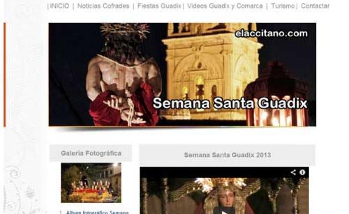Sección de la Semana Santa en Guadix 2014 en www.elaccitano.com/semanasanta