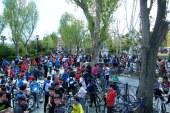 Esta mañana cientos de accitanos disfrutan de la XXVI edición del Día de la Bicicleta del próximo 1 de mayo