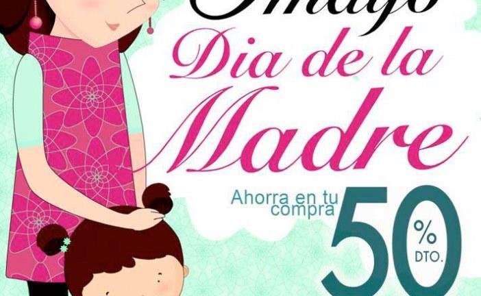 Día de la madre, ahorra un 50% en tu compra en Paco Garzón Joyeros