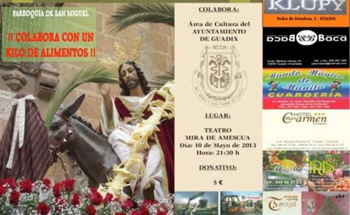 Gala solidaria de la Hermandad de La Borriquilla – 10 de Mayo