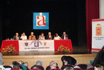 XVII ENCUENTRO INTERPROVINCIAL AULA PERMANENTE FORMACIÓN ABIERTA – UNIVERSIDAD DE GRANADA (BAZA 25 Y 26 DE ABRIL DE 2013)