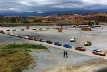 Guadix cierra la festividad de su patrón con un duatlón infantil y una concentración de coches clásicos