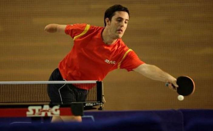 ¡ CONSEGUIDO !, el accitano José Manuel Ruiz será el abanderado del equipo español en los Paralímpicos de Río 2016