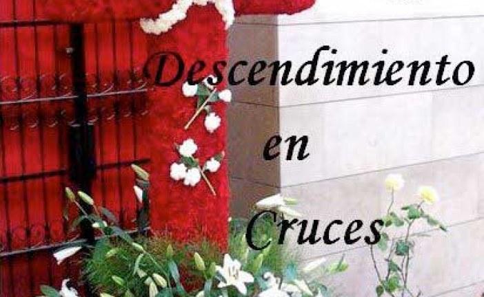 Cruz de Mayo de la Hermandad del Descendimiento – 3 al 5 de Mayo