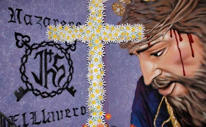 """[Vídeo] Cruz de Mayo de La Hermandad de Ntro Padre Jesús Nazareno """"El llavero"""" de Guadix (Granada)"""