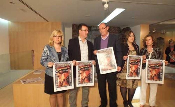 El Ayuntamiento de Guadix felicita a los organizadores y a todos los que han participado en el XXV Aniversario de Indiana Jones