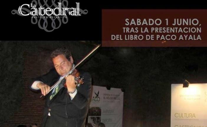 El monólogo del violín con el profesor Jesús Gutierrez – 1 de Junio