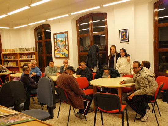 Paseo por los Museos y Poesía en la Biblioteca de Guadix