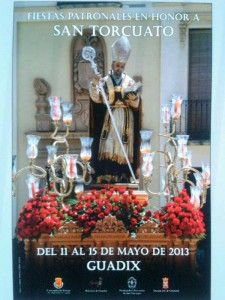 Festividad de San Torcuato, patrn de Guadix @ Catedral de Guadix | Guadix | Andalusia | Spain
