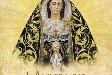 El alcalde de Guadix impone la Medalla de la Ciudad a la Muy Antigua Hermandad de Nuestra Señora de la Soledad en reconocimiento a su gran labor social en el acto de Coronación Canónica [Tal día como hoy]