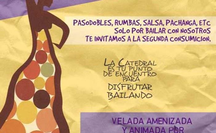 """""""Ven a Bailar"""" todos los martes en la catedral punto de encuentro"""