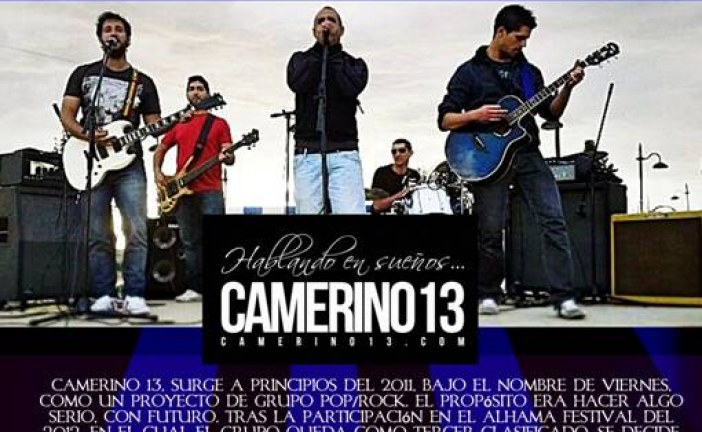 """[Vídeo] Concierto """"Camerino 13"""" hablando en sueños en la catedral punto de encuentro @CamerinoTrece"""