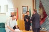 La Policía Local del Ayuntamiento de Guadix cuenta desde hoy con un nuevo miembro