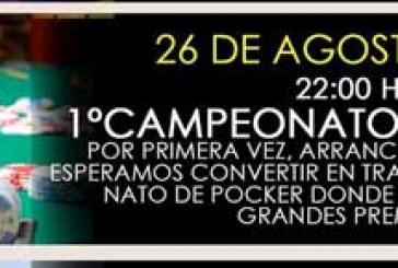 Celebrado el I CAMPEONATO DE POCKER en La Catedral Punto de Encuentro