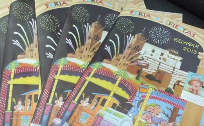 Los programas de la Feria y Fiestas de Guadix están disponibles desde hoy en el cuerpo de guardia del Ayuntamiento