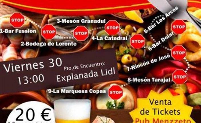 Celebrada la I Ruta de la tapa – Feria de Guadix 2013 [+ Programa]