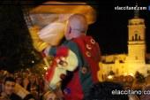 Tradicional Baile de Rifa en la ermita nueva [Vídeo]