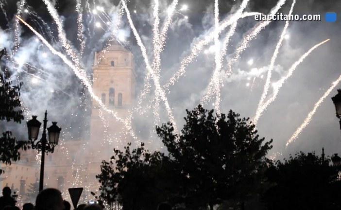 [Vídeo HD] Termina la Feria de Guadix con el gran espectáculo Piromusical de la pirotécnia Maria Angustias Pérez