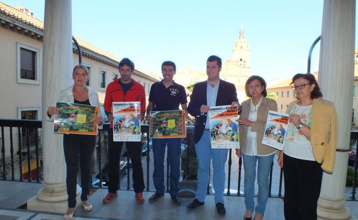 Guadix acoge los próximos 19 y 20 de octubre el Campeonato de Andalucía de Duatlón Orientación