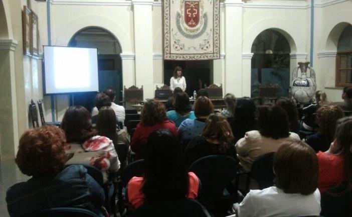 El programa de Salud Fifty-fifty continúa con un taller sobre gestión del cambio y gestión de las emociones