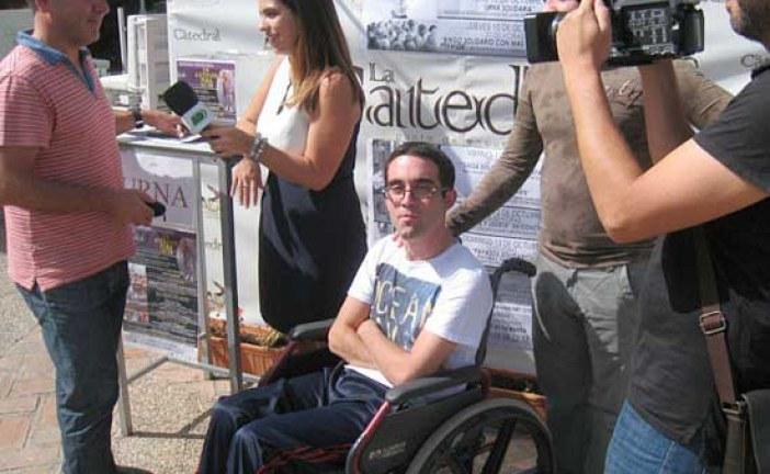 Esta tarde a las 18.30 el caso de Jacob en Andalucía directo desde la catedral punto de encuentro #AyudaJacob
