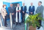 Disfrimur y una estación de Q8 Kuwait Petroleum España inauguradas en el polígono Príncipe Felipe de Guadix
