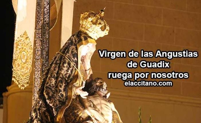 Comienza la Septena en honor de la Virgen de las Angustias, Patrona de Guadix