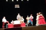 """El IV Ciclo de Teatro Mira de Amescua consigue llenar también con las dos representaciones de cierre de la edición de este año: los estrenos de """"Hoy Molière"""" del Aula Municipal de Teatro de Guadix y de """"Leocadia"""" de Antígona Teatro"""