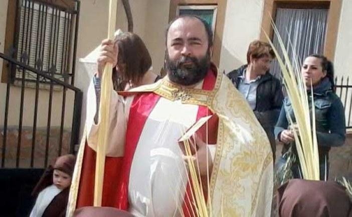 Fallece Andrés Martínez, párroco de La Peza, a los 43 años de edad, descanse en paz