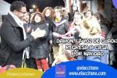 Concierto de Damon & Friends Navidad 2014 [Vídeos]