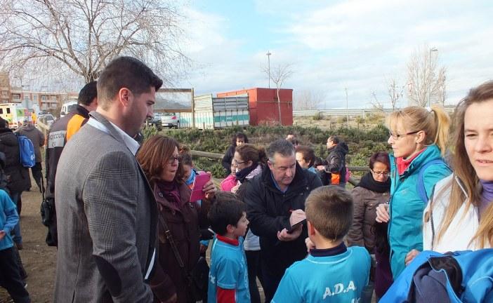 Gran participación en el Cross de San Antón organizado por la concejalía de Deportes