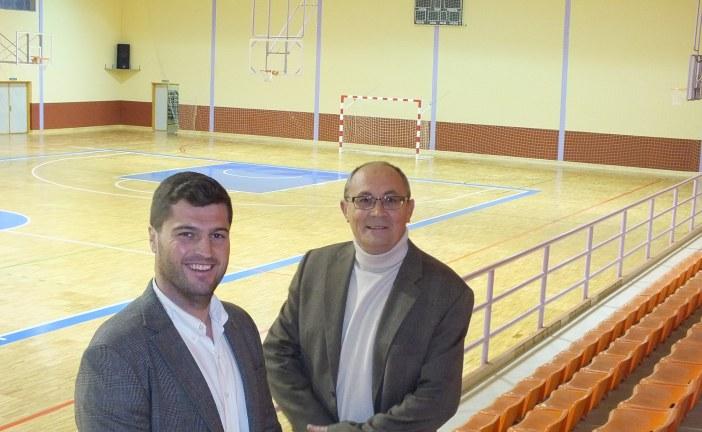 El Ayuntamiento de Guadix pone de nuevo en funcionamiento el pabellón cubierto tras las obras de reparación de los desperfectos ocasionados por las fuertes lluvias