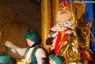 Gran cabalgata de Reyes Magos Guadix 2015 [Vídeos]