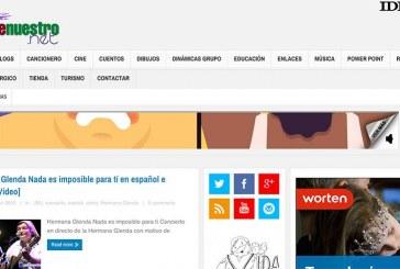 Portal Cristiano www.padrenuestro.net creado en Guadix (Granada)