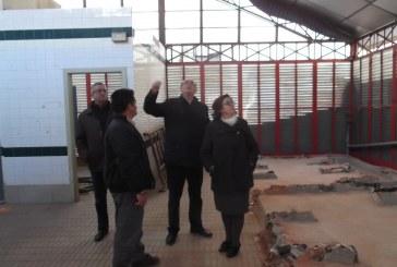 El alcalde de Guadix visita la Barriada de la Estación para planificar nuevas actuaciones