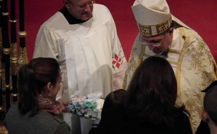 El Obispo de Guadix bendecirá a las mujeres embarazadas el domingo 27 de abril