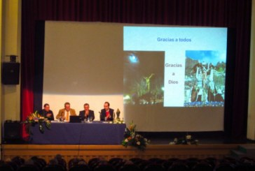 Comenzó la Semana de Teología en la Diócesis de Guadix con una conferencia en Baza sobre Religiosidad Popular