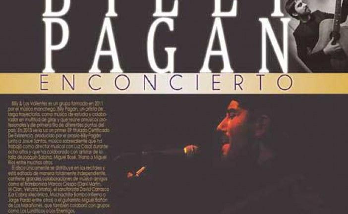 Conciertos de Billy Pagan el sábado 24 de Mayo & Har Belex el domingo 25 de Mayo en La Catedral punto de encuentro