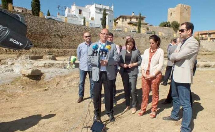 La solicitud de inscripción del Teatro Romano en el Catálogo General de Patrimonio Histórico Andaluz ha sido recibida ya en la consejería de Presidencia
