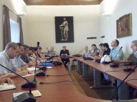 Las Delegaciones y Secretariados de la Diócesis de Guadix revisan el curso pastoral y avanzan sus programaciones