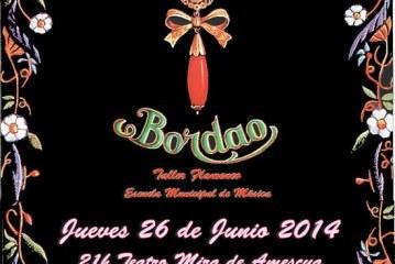 [Vídeo] Bordao el espectáculo flamenco de la escuela municipal