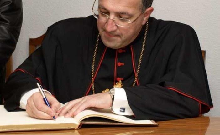 Homilía de D. Ginés García Beltrán en la solemnidad de la Virgen de las Angustias