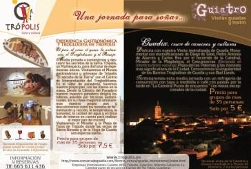 Trópolis y Guiatro te ofrecen jornadas para soñar