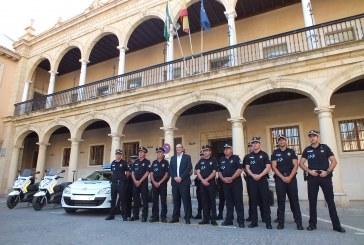 La Policía Local de Guadix estrena imagen con una nueva uniformidad [Vídeo]