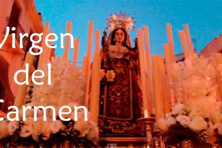 Virgen del Carmen Guadix