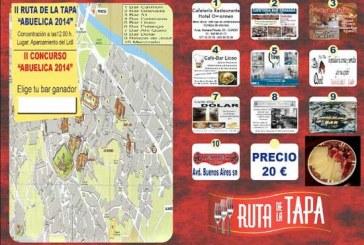 II RUTA Y CONCURSO DE LA TAPA – 19 de Julio