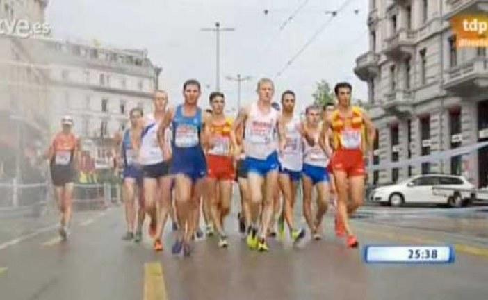 Alberto Amezcua décimo en el Campeonato de Europa de atletismo @amezcua_balboa [Vídeo]