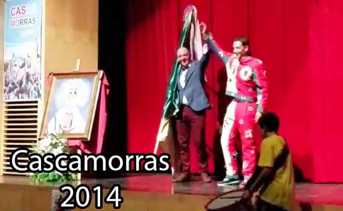 Presentación Cascamorras 2014, Antonio Vera elegido sucesor de Juan Pedernal [Vídeos acto]