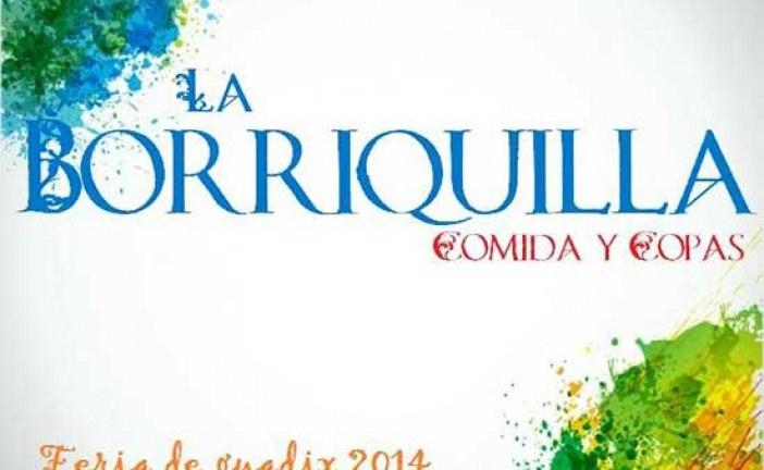 Caseta de La borriquilla – Feria de Guadix 2014
